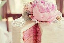 Wedding Cakes / Beautiful, scrumptious wedding cakes