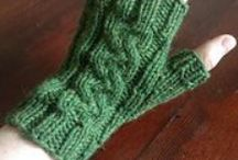 Free patterns: gloves & mitts
