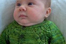 Free patterns: babies & small kids