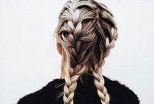 hair / long hair don't care