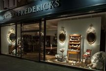 Apter Fredericks Shop - on site in Chelsea since 1946 / 70 years of antique dealing from 265-267 Fulham Road!