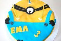 3 ans Ema Minions / Anniversaire Minions de Louloute pour ses 3 ans