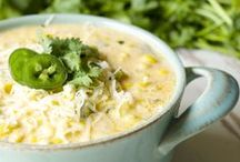 Soup Recipes / With wintery days on the rise, we can't help but crave this cozy comfort food. There's nothing better than a warm, delicious bowl of creamy soup on chilly days.