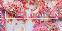 Embrace   Baked Goods / Recipes for amazing baked goods! Hope you love homemade treats, breads, ands desserts as much as I do.