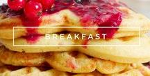 Embrace   Easy Breakfast Recipes / Here are some of my favorite easy breakfast recipes for busy wives, moms, and students on the go. Breakfast is the most important meal of the day. When you have little time but still desire dreamy and delicious results.