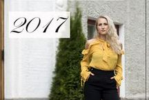 SANDRAEMILIA- Outfits 2017 / My outfits, my style from 2017. Fashion blogger. Feminine, classic, trendy, style.