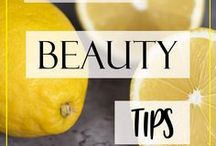 Beauty by SandraEmilia / Beauty and health tips! My favorite beauty products, lifestyle hacks, natural beauty you can find and do at home
