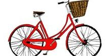 自転車 / 自転車描けないの(つд⊂)