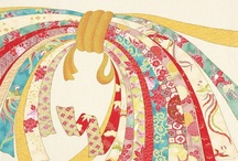 Mizuhiki 水引 / Noshi 束ね 熨斗 / Traditional forms of Japanese decoration . . . / by LauraH