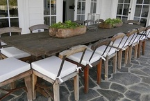 the Outdoor Living / design and decor inspiration / by Artisan Revival