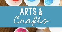 Arts & Crafts in the Classroom / Art projects and creative crafts- including some seasonal ideas- geared toward elementary students, grades Kindergarten through 5th grade.