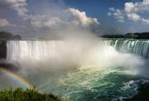 Niagara Falls / I've been endlessly fascinated by this awesome wonder for as long as I can remember . . . / by LauraH
