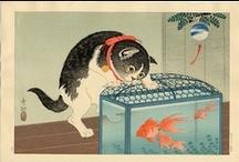 Neko 猫 (Cats) / by LauraH