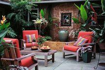 Beautiful Gardens & Exteriors
