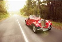 MG SPORTS CARS / Beloved sports cars that were made by Morris Garages in Abingdon, England.  The world-wide family of MG Car Clubs - by far the biggest single-marque club on the planet! / by Bunny Mentz