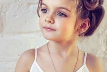 Hairstyles For Little Girls / Younger hair styles for your little princess!