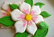 Cookies By Design: Floral / Beautiful flowers and floral designs . . . / by LauraH