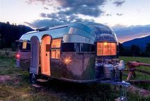 Airstream Dreams: Exterior / On the road in classic style . . .  / by LauraH