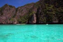 Filmpjes over Azië / Op dit bord vind je een verzameling van prachtige filmpjes over onze bestemmingen in Azië.
