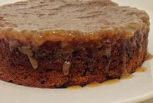 Gluten Free, Paleo Cakes / Cakes that are Gluten Free, Dairy Free, Processed Sugar free and Paleo