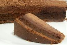 Desserts made with Chickpeas / Gluten Free, Processed Sugar Free Desserts and Cakes that contain Chickpeas