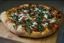 Pizza! / My all-time favorite food - I have yet to meet a pie I didn't LOVE! / by LauraH