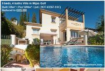 Best properties in Costa del Sol / Luxury properties in Costa del Sol for the best price -  properties@remco-partners.com