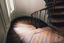 hallways//staircases