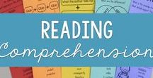 Reading Comprehension / Insightful elementary reading comprehension resources including: close reading, reading Information standards for nonfiction texts, text structures, fiction reading resources & literature, read aloud text, retell & going deeper with fictional texts and more.