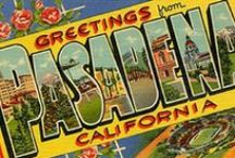 Old School Pasadena / Pasadena (San Marino, actually), born and raised . . .  / by LauraH