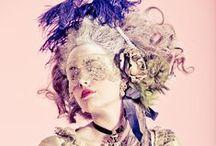 Maris Antonieta...styles.