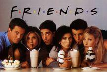 """F.R.I.E.N.D.S- """"We were on a break""""!!! / 6 best friends in NYC♥"""