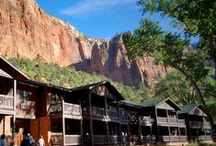 National Parks & Lodges / by LauraH