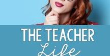 The Teacher Life / Pins that focus on the life of a teacher, both the good and the bad.  These pins tell what it takes to find joy in being a teacher and discuss some teacher professional development ideas as well.