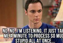 The Big Bang Theory / All started with a big bang!