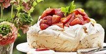 KAGER med jordbær
