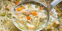 vegan Soup Recipes / Vegan soups to keep you cozy and warm during the winter.   Broth Soups | Rich and Creamy Soups | Hearty Soups | Chowders
