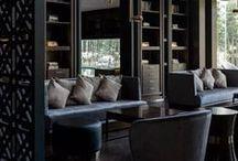 Inspiration Lounge, Lobby, Restaurant  etc. / Hotell  Lobby Resepsjon  Venteområde