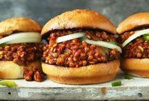 vegan Dinner Recipes / The best filling vegan dinner recipes from around the web!