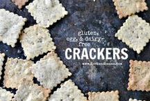vegan Snack Recipes / Vegan sweet and savory snacks.  From savory crackers, chips and pretzels to sweet candied nuts and cookies!