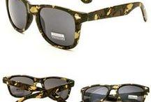 Γυαλιά Ηλίου Wayfarers. / Όταν η διαχρονικότητα του κλασικού, συναντά τη νέα δημιουργικότητα της εποχής μας...!