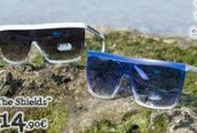 """Γυαλιά Ηλίου """"Shields"""""""