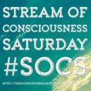 SOCS / Stream of Consciousness Saturday - letting your writing flow from a specific prompt on to the paper without editing except for spelling
