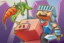MineCraft / Amazing arts of MineCraft!