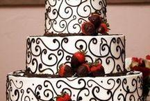 Awsome Layer Fondant Cake's