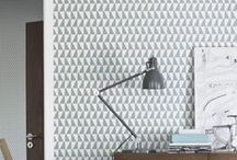 inspiring | WALLS / This board is a collection of creative ways to spice up your walls. Be inspired with us!