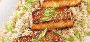 vegan Tofu Recipes / So many delicious ways to prepare tofu I'm sure you'll find something!