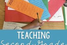 Teaching Second Grade / Ideas and resources for teaching second grade.