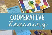Cooperative Learning / Cooperative learning strategies and ideas to help students learn to work together.