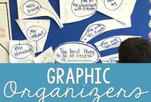 Graphic Organizers / Help students organize the information that they read by using a variety of graphic organizers.  Different graphic organizers can be used for different purposes.